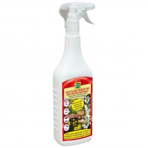 Insetticida Concentrato con Piretro Naturale 750ml Spray