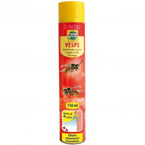 Spray Vespe specifico nidi getto 4 mt -  750 ml